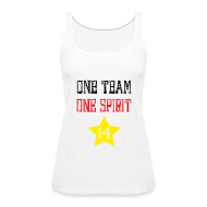 Tanks ~ Women's Premium Tank Top ~ Germany team spirit