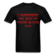 T-Shirts ~ Men's T-Shirt ~ I Survived T-Shirt