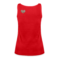 Tanks ~ Women's Premium Tank Top ~ RED