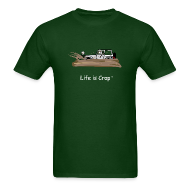 T-Shirts ~ Men's T-Shirt ~ Jeep Stuck in Mud - Mens Classic T-shirt