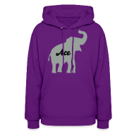 Hoodies ~ Women's Hooded Sweatshirt ~ Article 17071218