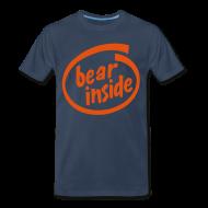 T-Shirts ~ Men's Premium T-Shirt ~ Bear Inside