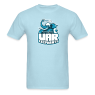 T-Shirts ~ Men's T-Shirt ~ War Elephants [warelephants]