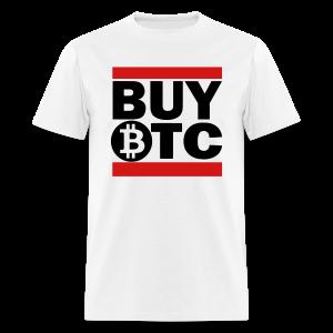 Buy Bitcoin White T Shirt