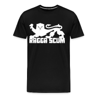 T-Shirts ~ Men's Premium T-Shirt ~ Ragga Scum Official