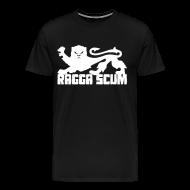 T-Shirts ~ Men's Premium T-Shirt ~ Ragga Scum Official