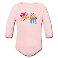 Baby & Toddler Shirts ~ Baby Long Sleeve One Piece ~ You Tried It