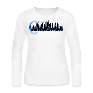 Long Sleeve Shirts ~ Women's Long Sleeve Jersey T-Shirt ~ I'm So Chicago