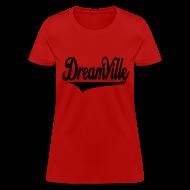 Women's T-Shirts ~ Women's T-Shirt ~ Dreamville (Black / Womens T-Shirt)