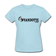 Women's T-Shirts ~ Women's T-Shirt ~ Wynadotte Michigan
