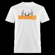 T-Shirts ~ Men's T-Shirt ~ Buckaholic