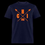 T-Shirts ~ Men's T-Shirt ~ Chicago 312
