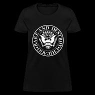 Women's T-Shirts ~ Women's T-Shirt ~ Gabba Gabba Bake - Women's Basic T-shirt