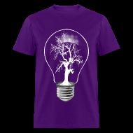 T-Shirts ~ Men's T-Shirt ~ Lightning tree