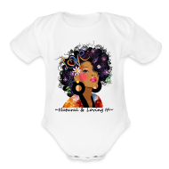 Baby & Toddler Shirts ~ Baby Short Sleeve One Piece ~ SN&LI! Baby Onsie