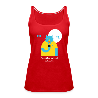 DaeMOONized Women Tank Top