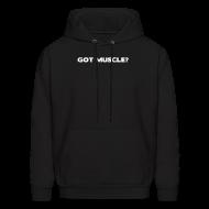 Hoodies ~ Men's Hooded Sweatshirt ~ Got muscle   Mens