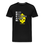 T-Shirts ~ Men's Premium T-Shirt ~ K.R.E.A.M. Men