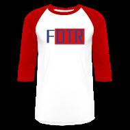 T-Shirts ~ Men's Baseball T-Shirt ~ FOTR (MANE)