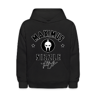 Sweatshirts ~ Kids' Hooded Sweatshirt ~ Maximus Sig Kids Hoodie