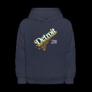 Sweatshirts ~ Kids' Hooded Sweatshirt ~ A Michigan Original