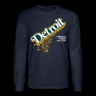 Long Sleeve Shirts ~ Men's Long Sleeve T-Shirt ~ A Michigan Original
