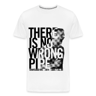 T-Shirts ~ Men's Premium T-Shirt ~ Wrong Pipe - Men's T