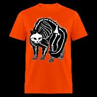 T-Shirts ~ Men's T-Shirt ~ Scaredy Cat (black)