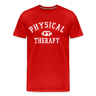 T-Shirts ~ Men's Premium T-Shirt ~ physical theraphy T-Shirts