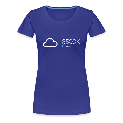 Clouds WB Women T-Shirt