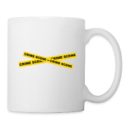 Mugs & Drinkware ~ Coffee/Tea Mug ~ Crime Scene Tape
