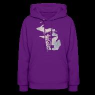 Hoodies ~ Women's Hooded Sweatshirt ~ Michigan RN