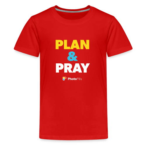 Plan&Pray Kids T-Shirt