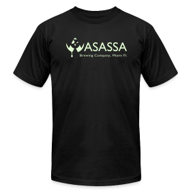 Wasassa Glow in the Dark Tee