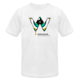 Wasassa Full Color White Tee