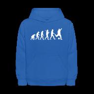Sweatshirts ~ Kids' Hooded Sweatshirt ~ Article 18585544