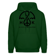 Hoodies ~ Men's Hooded Sweatshirt ~ Hong Kong Revolution Hoodie