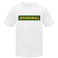 T-Shirts ~ Men's T-Shirt by American Apparel ~ The INTANGIBALL T-Shirt