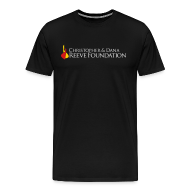 T-Shirts ~ Men's Premium T-Shirt ~ Christopher & Dana Reeve Foundation