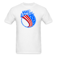 T-Shirts ~ Men's T-Shirt ~ Vote Liberal America