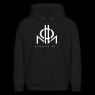 Hoodies ~ Men's Hooded Sweatshirt ~ NNO Mens Sweatshirt Hoodie
