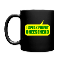 Accessories ~ Full Color Mug ~ Fluent Cheesehead