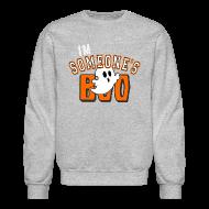 Long Sleeve Shirts ~ Men's Crewneck Sweatshirt ~ I'm Someone's Boo Halloween Sweatshirt
