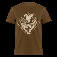 T-Shirts ~ Men's T-Shirt ~ Woodcock: the sky dancer