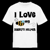 Kids' Shirts ~ Kids' T-Shirt ~ Daddy's Helper Cute Kids Tshirt