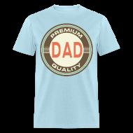 T-Shirts ~ Men's T-Shirt ~ Dad Daddy (Premium Quality) Vintage Gift T-shirt