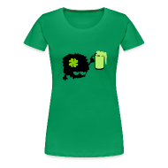 Women's T-Shirts ~ Women's Premium T-Shirt ~ Cheers st.patty's day Women's Premium T-Shirt