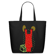 Bags & backpacks ~ Eco-Friendly Cotton Tote ~ Shop till ya drop