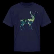 Kids' Shirts ~ Kids' T-Shirt ~ Michigan Deer