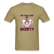 T-Shirts ~ Men's T-Shirt ~ Yamimash Tea shirt